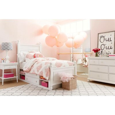 Stone & Leigh™ by Stanley Furniture Smiling Hill Panel Bed