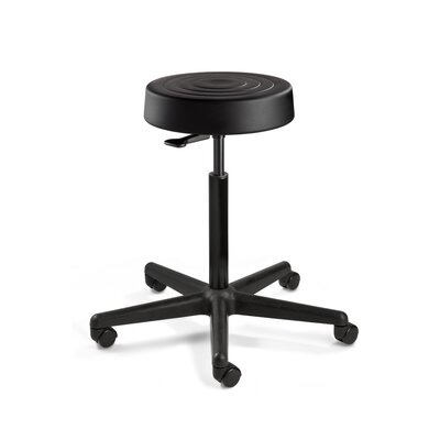 BEVCO ErgoLux Height Adjustable Stool with Casters