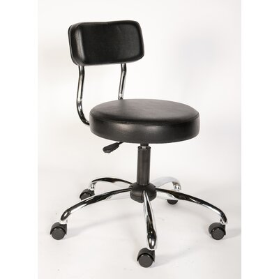 ShopSol Height Adjustable Lab Stool