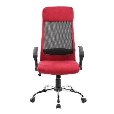 United Office Chair High-Back Mesh Desk C..