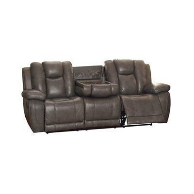 Coja Fleetwood Leather Reclining Sofa