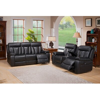 Coja Plymouth Sofa and Loveseat Set