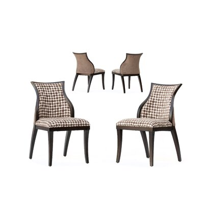 Rossetti Design Studio Manhattan Loft Leah Side Chair (Set of 2)