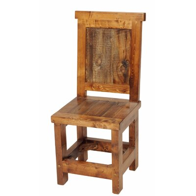 Mountain Woods Furniture Wyoming Side Chair