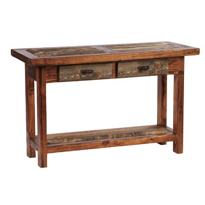 Mountain Woods Furniture The Wyoming Collection®™ Console Table