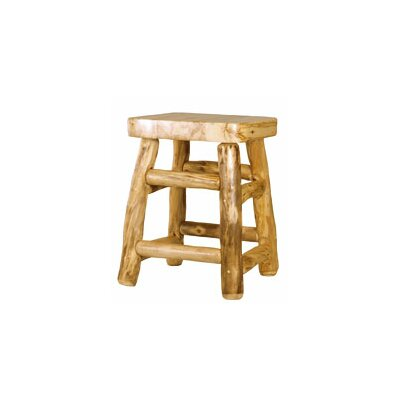 Mountain Woods Furniture Aspen Heirloom 24'' Bar Stool