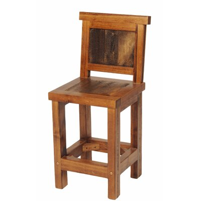 Mountain Woods Furniture The Wyoming Collection® 30'' Bar Stool