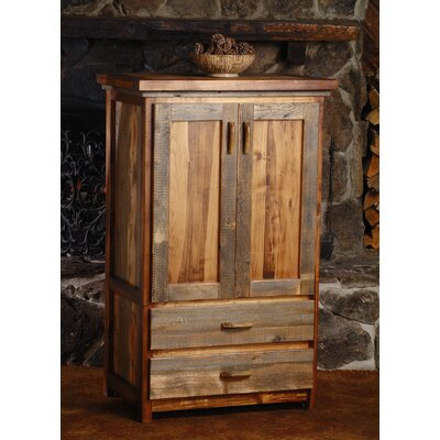 Mountain Woods Furniture The Wyoming Collection®™ Armoire