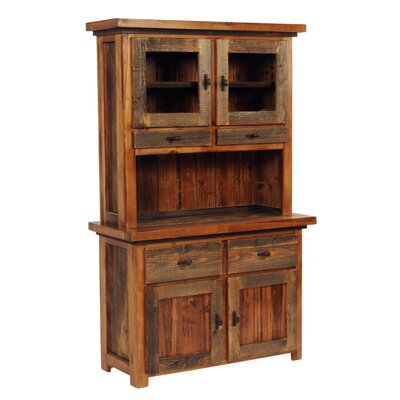 Mountain Woods Furniture The Wyoming Collection®™ China Cabinet