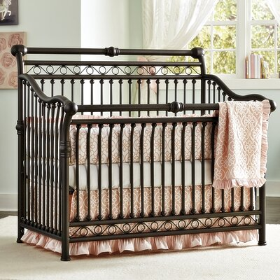 Baby 39 S Dream Furniture Inc Cirque Convertible Crib Reviews Wayfair