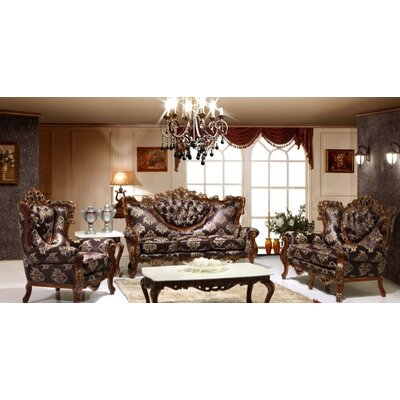 Joseph Louis Home Furnishings 3 Piece Living Room Set