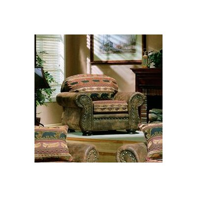 Cambridge of California Tucson Armchair