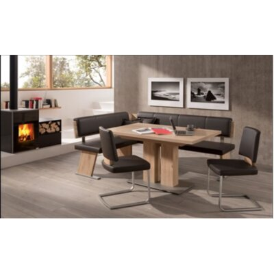 Wossner 4 Piece Dining Set