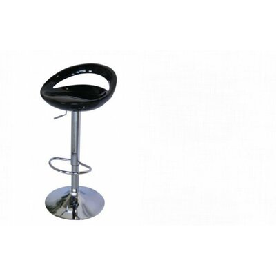 The Collection German Furniture Adjustable Height Bar Stool (Set of 2)