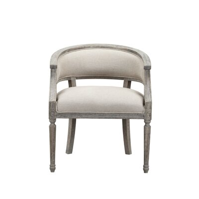 One Allium Way Genevrier Upholstered Arm ..