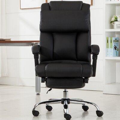 Belleze Executive High-Back Footrest Recliner