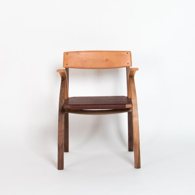 Organic Modernism Aksel Arm Chair