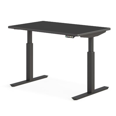 AFC Industries OfficeFlex Sit-To-Stand Writing Desk