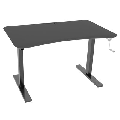 Ergo Elements Standing Desk with Manual Hand Crank