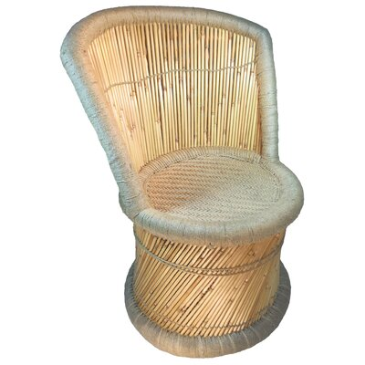 Natural Geo Moray Jute Side Chair