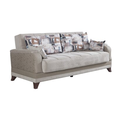 Sync Home Design Silva 3 Seater Convertible Sleeper Sofa
