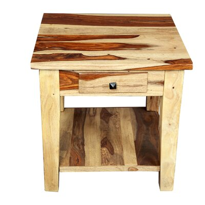 Porter International Designs Taos End Table