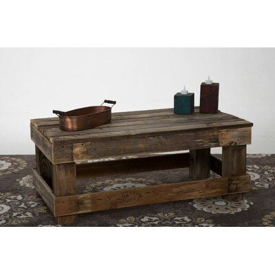 Del Hutson Designs Coffee Table