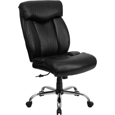 Offex Hercules Series High-Back Leather Executive Chair