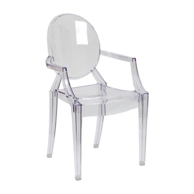 Offex Ghost Arm Chair