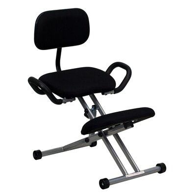 Offex Mid-Back Kneeling Chair
