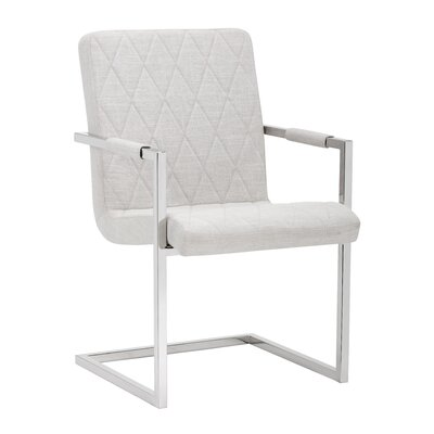 Laurel Foundry Modern Farmhouse Ainsley Arm Chair (Set of 4)