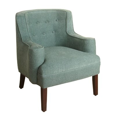 Laurel Foundry Modern Farmhouse Antonin Curved Armchair