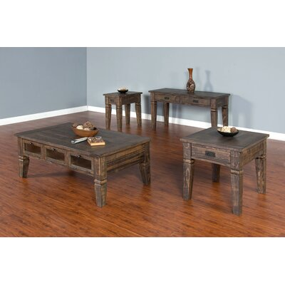 Laurel Foundry Modern Farmhouse Calhoun Coffee Table Set