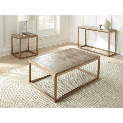 Laurel Foundry Modern Farmhouse Umbra Coffee Table Set