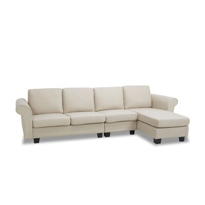 Laurel Foundry Modern Farmhouse Arichat Modular Sectional