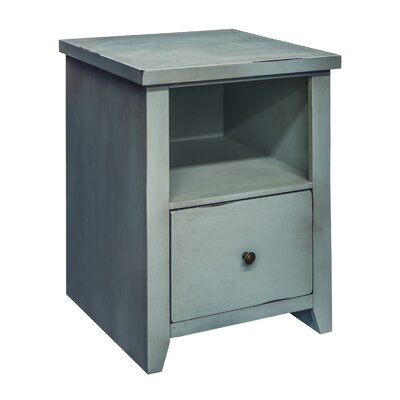 Laurel Foundry Modern Farmhouse Noelle 1 Drawer File Cabinet