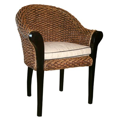 Chic Teak Water Hyacinth Paris Armchair