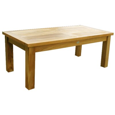 Chic Teak San Diego Coffee Table