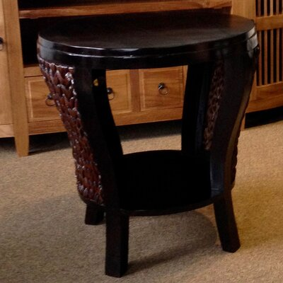 Chic Teak Kreta End Table Image