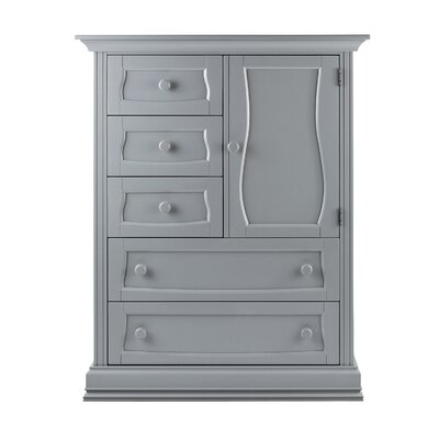 Eco-Chic Island 6 Drawer Dresser