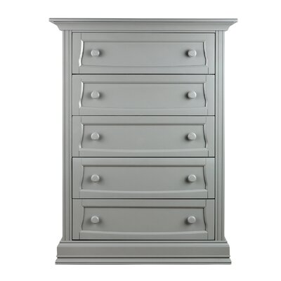 Eco-Chic Island 5 Drawer Chest