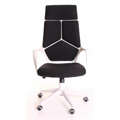 TimeOffice Furniture High-Back Ergonomic Office Chair