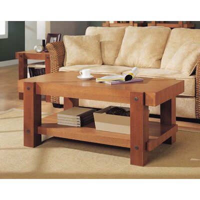 Organize It All Robust Coffee Table