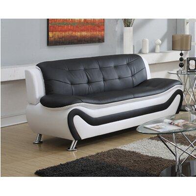 PDAE Inc. Tiffany Modern Living Room Sofa
