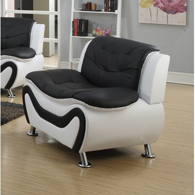 PDAE Inc. Tiffany Modern Living Room Armchair