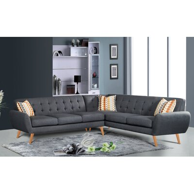 PDAE Inc. Lola Sectional