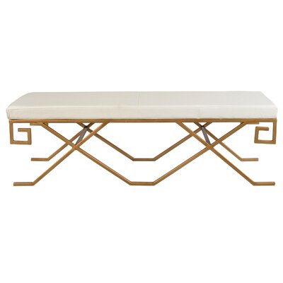 Caribou Dane Harlow Upholstered Bedroom Bench