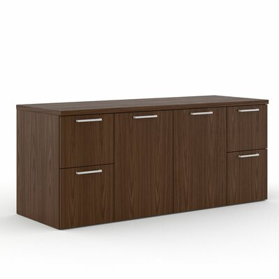 Kimball Office Priority 2 Door Storage Credenza