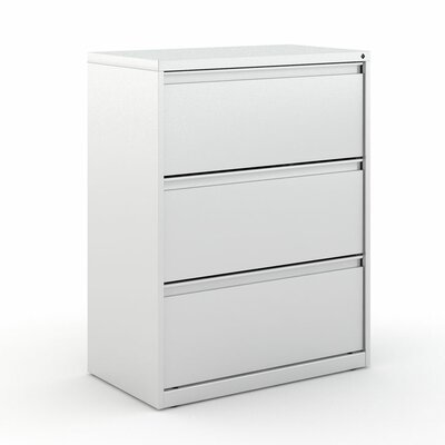 Kimball Office Fundamental 3 Drawer La..