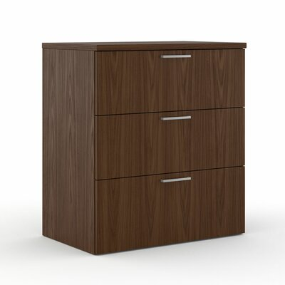 Kimball Office Priority 3 Drawer Lateral File